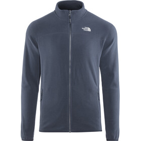 The North Face 100 Glacier Jack Doorlopende Rits Heren, urban navy/urban navy